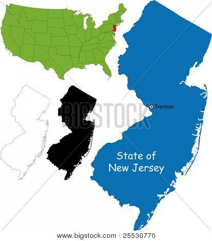 State of New Jersey, USA