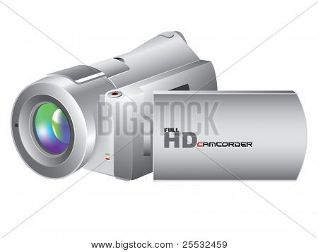 high definition video camera