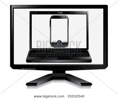 Computer technology isolated