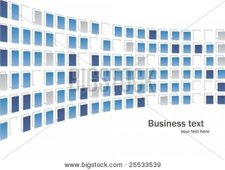 Business abstract background.