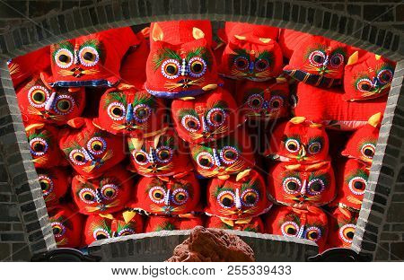 A Traditional Folk Cultural Festival Celebrating Chinese New Year In Beijing