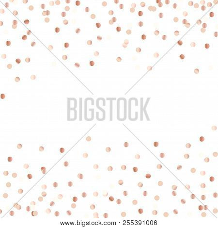 Abstract Rose Gold Vector Photo Free Trial Bigstock