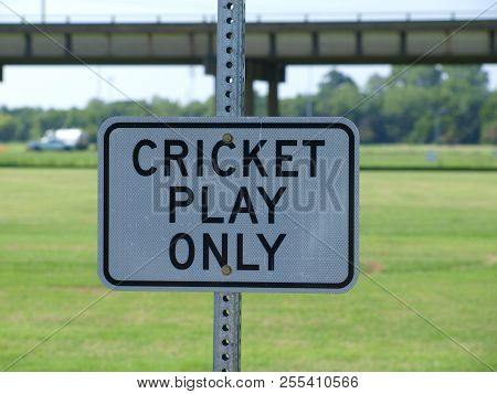 Cricket Gets Its Own Designated Field In Irving At Trinity View