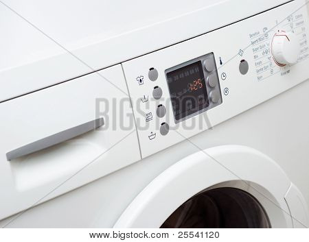 Interface washing machine