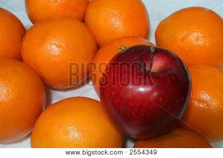 Apple And Orange