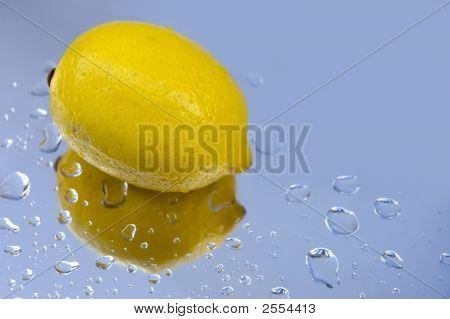 Freshness Of Lemon