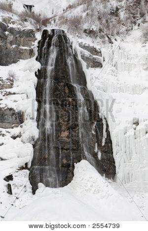 Bridal Veil Falls Provo Canyon Utah
