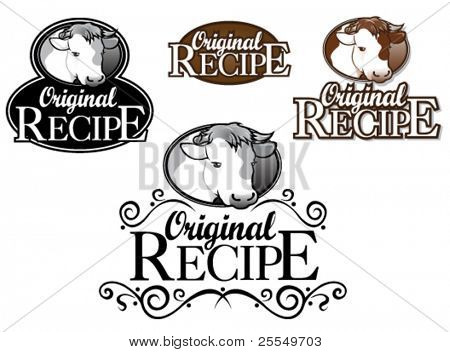 Original Recipe Seal in Cow / Beef Version