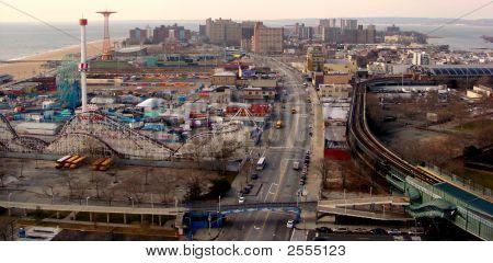 Coney Island, Brooklyn Ny