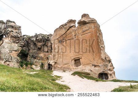 Phrygia Valley In Turkey
