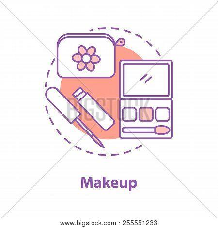 Sensational Makeup Concept Icon Vector Photo Free Trial Bigstock Wiring Digital Resources Nekoutcompassionincorg