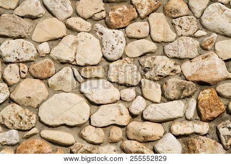 Stone Wall Background, Texture Of Stone Wall, Stone Background, Masonry Background
