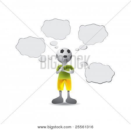 Dilemma of a mascot