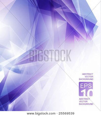 high tech vector abstract violet background
