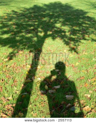Photographer Shadow