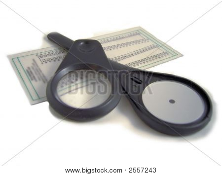 Kit Of The Ophthalmologist