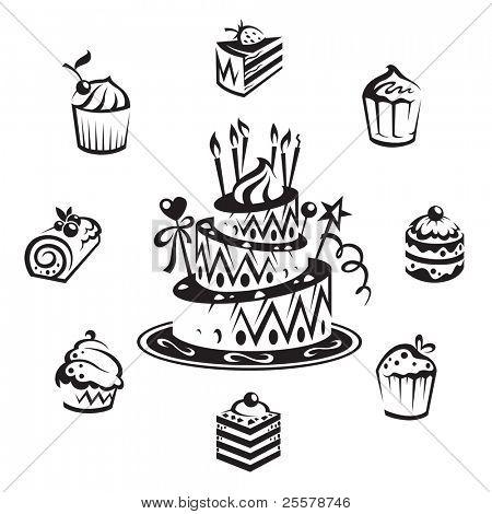 Satz von Kuchen