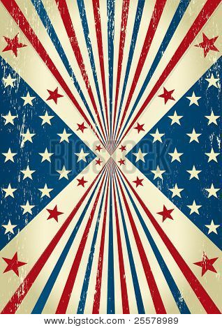 Nice flag. An american flag for a background poster's.
