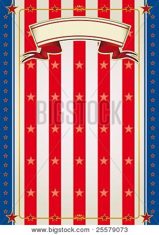 Us paper A traditional  US background for a poster or a flyer.
