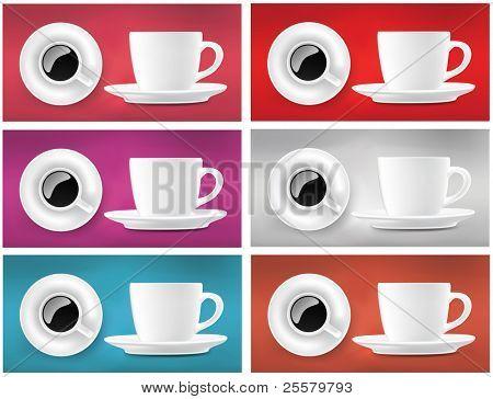Vector cup