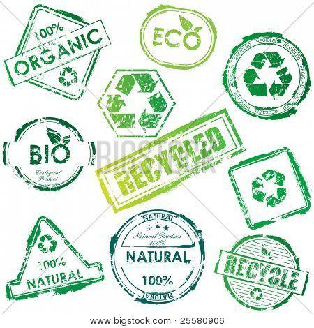 eco stamp set