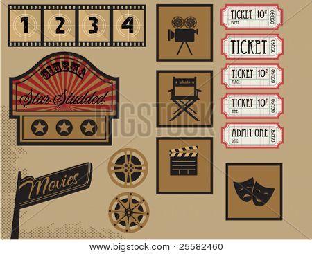 Vintage cinema