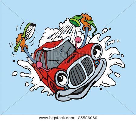 vector car wash