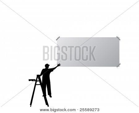 Raster painter