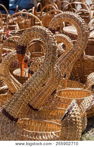 Swans - The Original Wicker Products.