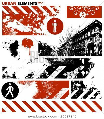 urban design elements / 1
