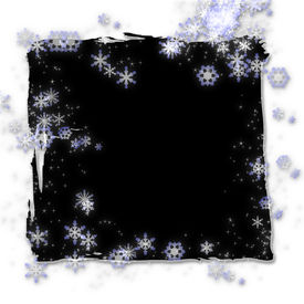 Mystical Snowflakes And Twinkles