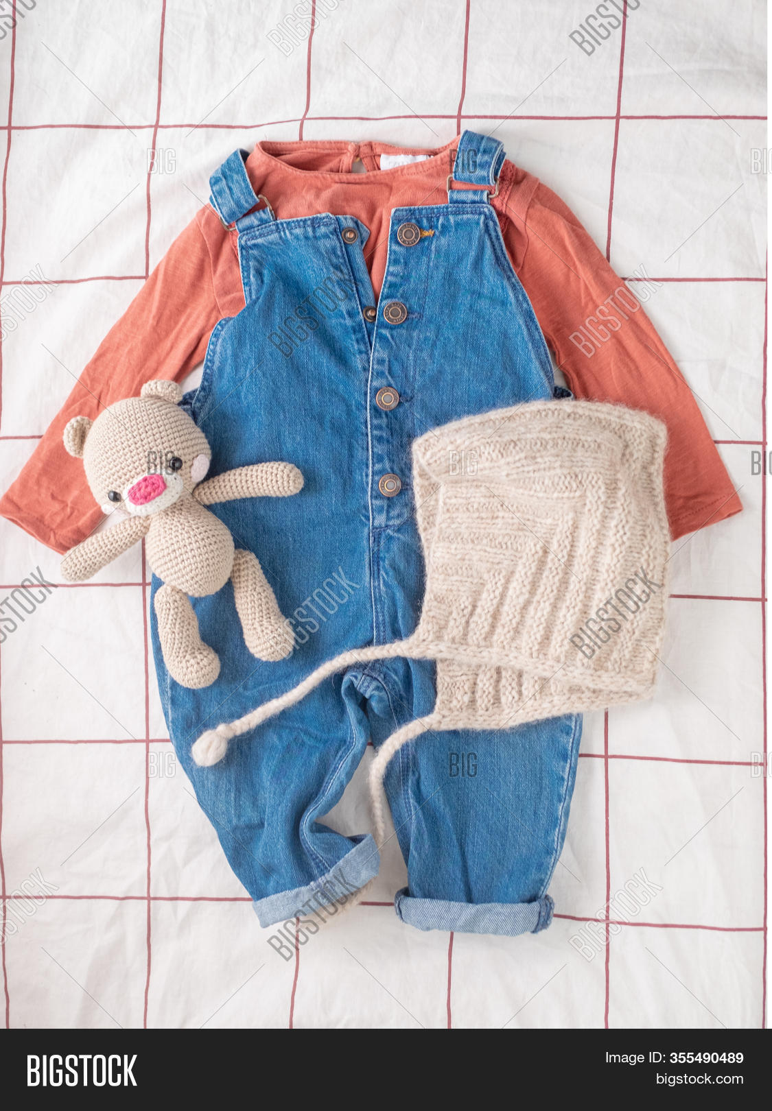 Adorable teddy bear clothes patterns for basic knitting. Great ... | 1620x1125
