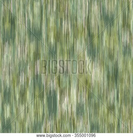 Spliced Vector Camouflage Marl Texture. Variegated Mottled Background. Seamless Camo Heather Pattern