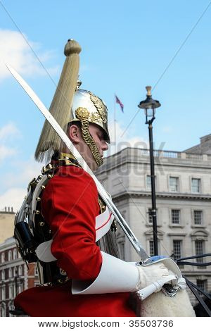 Member of Household Cavalry