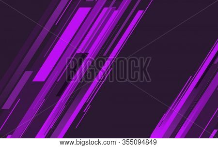 An abstract purple stripe background