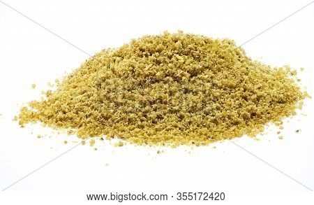 Cumin Spice - Isolated Pile Of Cumin Spice