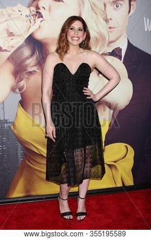 NEW YORK - JUL 14: Vanessa Bayer attends the world premiere of