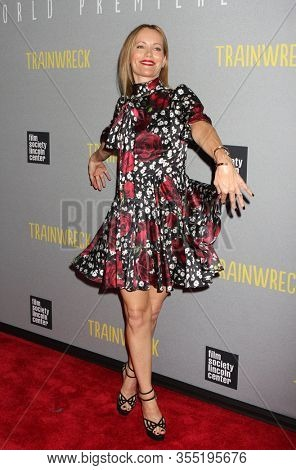 NEW YORK - JUL 14: Leslie Mann attends the world premiere of