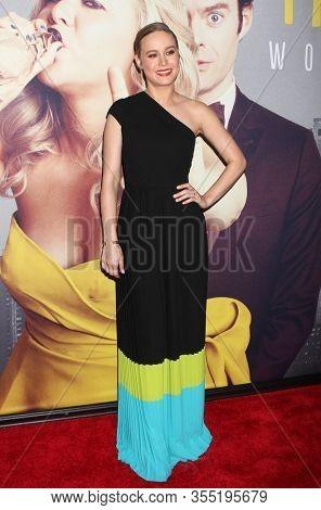 NEW YORK - JUL 14: Brie Larson attends the world premiere of