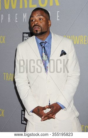 NEW YORK - JUL 14: Method Man attends the world premiere of