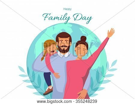 Happy International Family Day. Family Day. Family Day background. Family Day poster. Family Day illustration. Family Day banners. Family day Vectors. Family Day Vector Illustration. International Family Day template.. Happy International Family Day. Fami