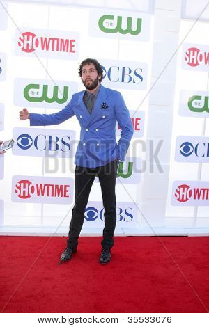 LOS ANGELES - JUL 29:  Jonathan Kite arrives at the CBS, CW, and Showtime 2012 Summer TCA party at Beverly Hilton Hotel Adjacent Parking Lot on July 29, 2012 in Beverly Hills, CA
