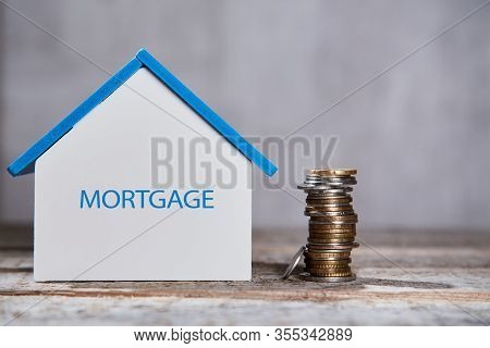 Installment Purchase Of House. Mortgage Real Estate. Convey Property To Creditor As Security On Loan