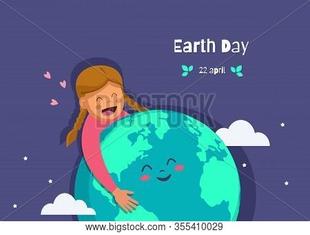 Happy International Earth Day. Earth Day. Earth Day background. Earth Day poster. Earth Day illustration. Earth Day banners. Earth day Vectors. Earth Day Vector Illustration. International Earth Day template.Earth Day holiday. Nature and ecology backgroun