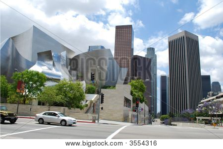 Modern Architecture Of Los Angeles
