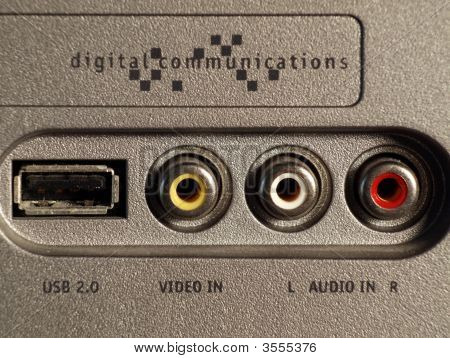 Digital Video Hookup