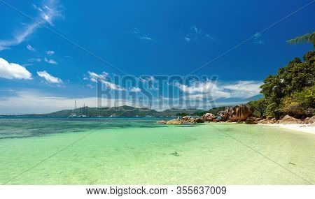 Curieuse Island In The Seychelles - Sailing Bouts And Catamarans