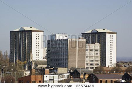 Portsea flats, Portsmouth, Hampshire