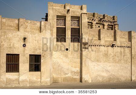 historical centre of Sharjah
