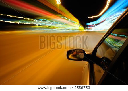 Highspeed Road